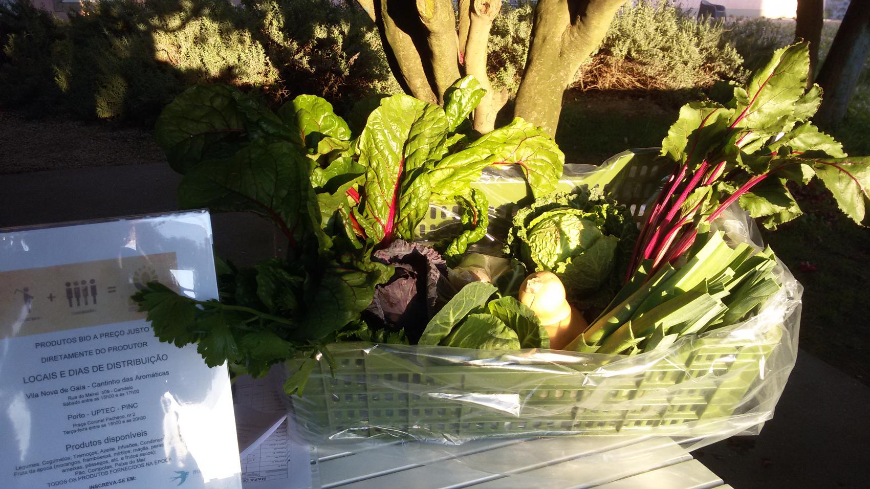cabaz legumes AMAP