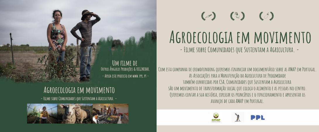 Documentário das AMAP / CSA: Agroecologia em Movimento